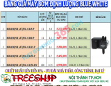bảng giá máy bơm định lượng blue white