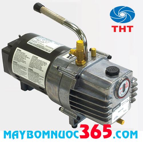 Máy bơm hút chân không vòng dầu DooVAC MOT-140 0.4KW
