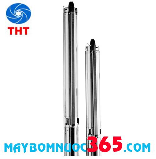 Máy bơm hỏa tiễn cánh nhựa đầu inox 4 inch Ebara OYM 4N7-12/1.5