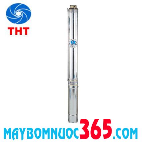 Máy bơm hỏa tiễn 3 inch cánh nhựa MASTRA R75-T23 1 HP