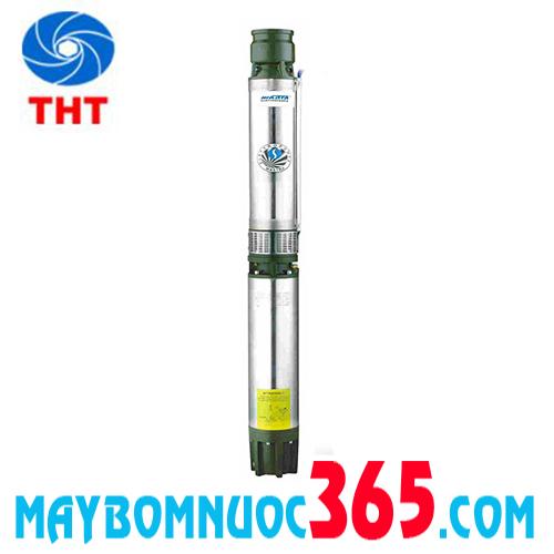 Máy bơm hỏa tiễn 6 inch cánh nhựa MASTRA R-150-ES-04 7.5 HP