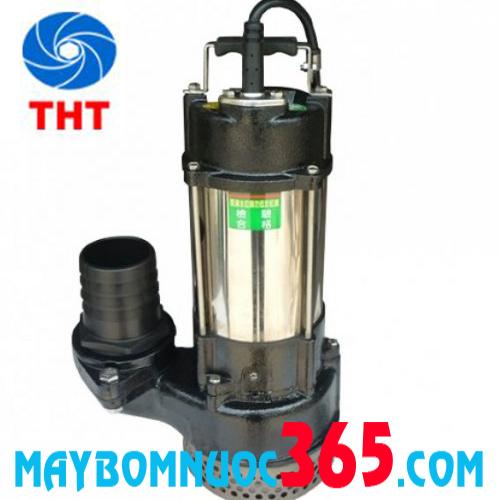 Máy bơm chìm nước thải thân inox NTP HSM2100-15.5 20
