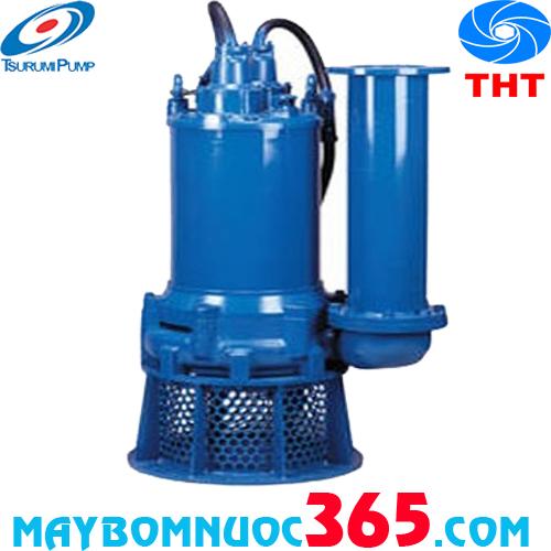 Máy bơm chìm nước thải xây dựng, bơm bùn Tsurumi GSZ5-37-6 37KW