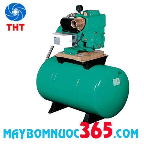 Bơm tăng áp tự động có bình tích áp Wilo PW-750LEA 0.75 KW