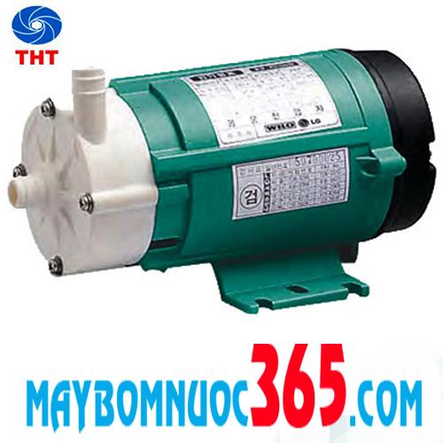 Bơm hóa chất đầu nhựa dạng chuyển động từ Wilo PM-250PEH 0.25 KW