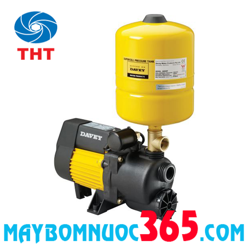 Máy bơm tăng áp Davey HS60-08 760W