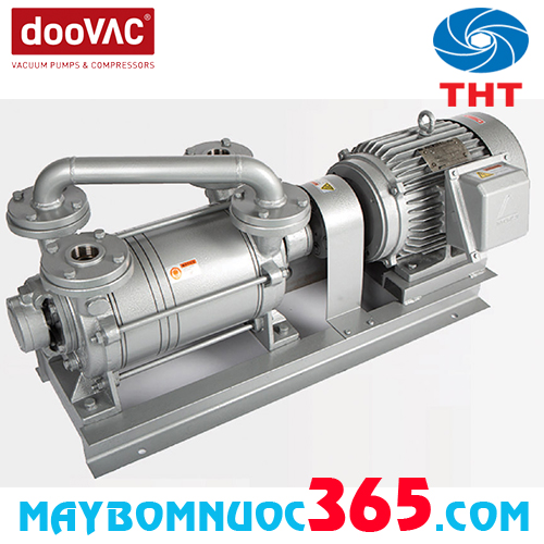 Máy bơm hút chân không vòng nước 1 cấp & 2 cấp DOOVAC DWX(W)-12S 37KW