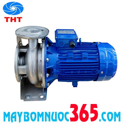 Máy bơm ly tâm trục ngang đầu inox Howaki 3M 40-160/3.0 4HP