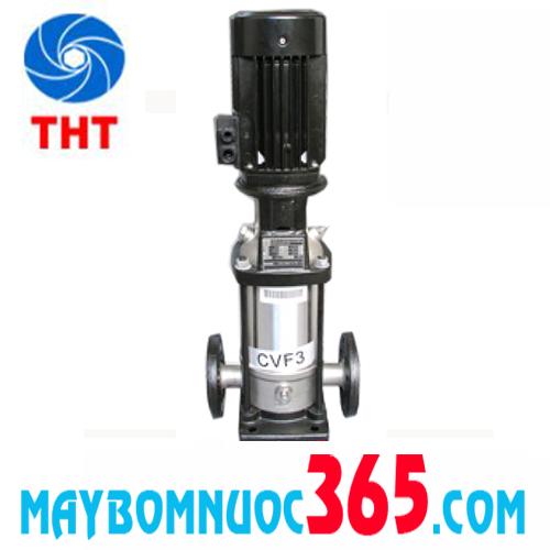 Máy bơm nước trục đứng đa tầng cánhEWARA CVL 2-22T 3 HP