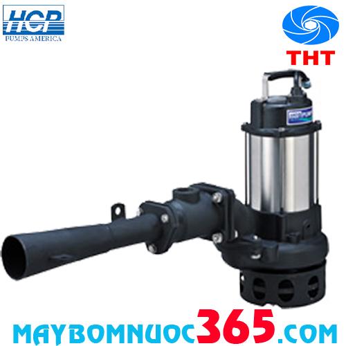 Máy bơm sục khí chìm gang đúc 1 pha HCP JP-21.5 2HP