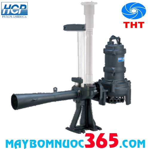 Máy bơm sục khí chìm gang đúc 3 pha HCP 50JPE45.5 7.5HP
