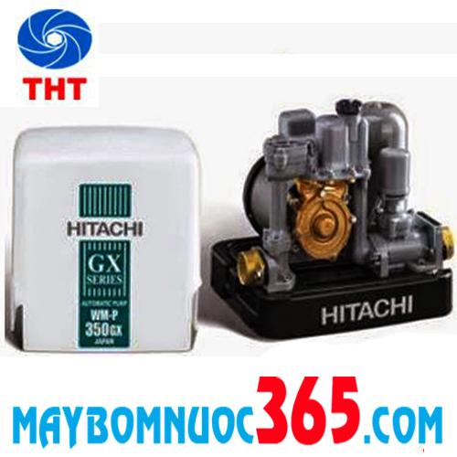 Bơm tăng áp tự động vuông Hitachi WM-P200GX2-SPV-WH 200 W