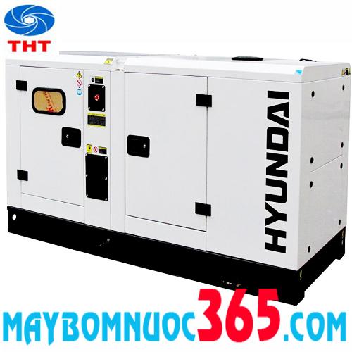 Máy phát điện HYUNDAI DHY 28KSE (25-28KVA)
