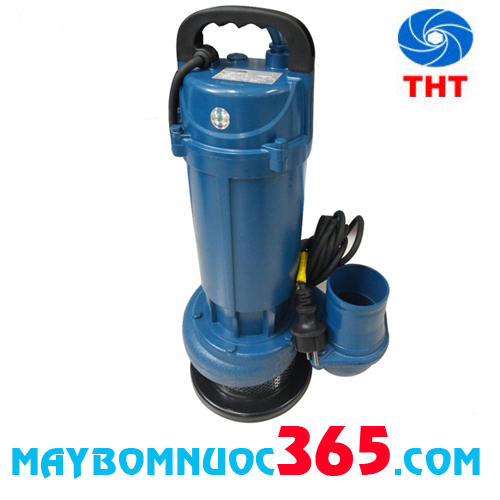 Máy bơm chìm nước thải sạch PURITY QDX15-20-1.1