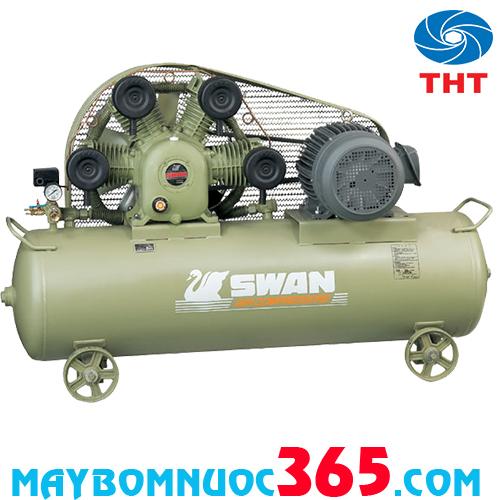 Máy nén khí bơm rửa xe công suất lớn Swan SVP-220 20 HP