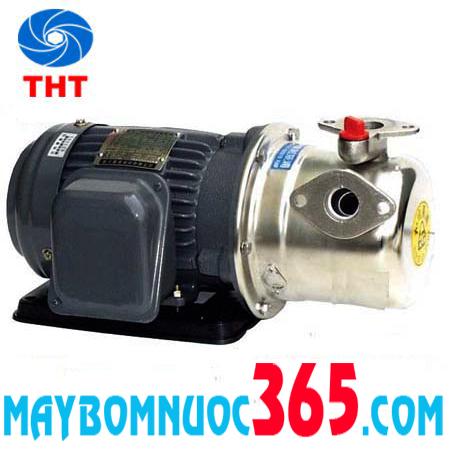Máy bơm nước đẩy cao vỏ gang đầu inox NTP HJP225-1.75 265T 0.5KW