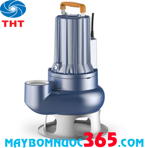 Máy bơm chìm hút nước thải PEDROLLO MCm 30/50 3HP