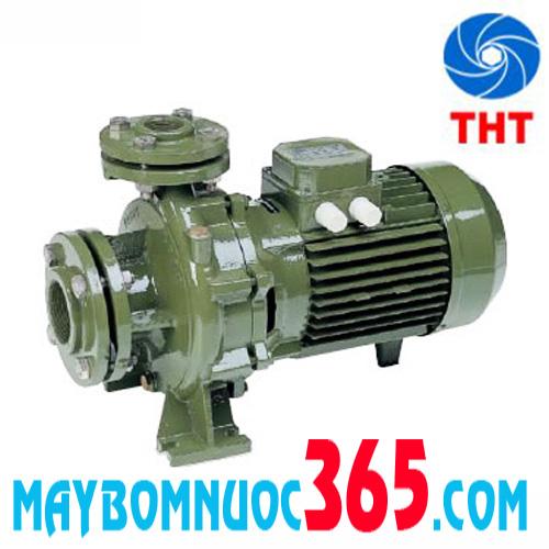 Máy bơm nước ly tâm trục ngang đầu gang SAER IR65-125B 7.5 HP