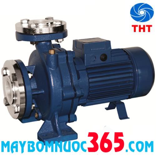 Máy bơm ly tâm đầu gang công nghiệp mặt bích THT MF 32/160B