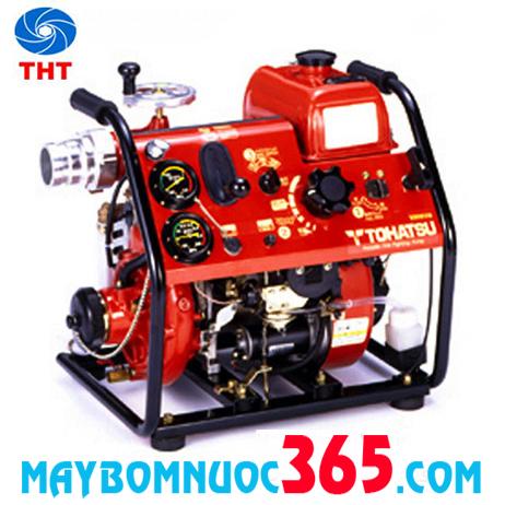 Máy bơm nước chữa cháy Tohatsu V20D2S 8.6 KW
