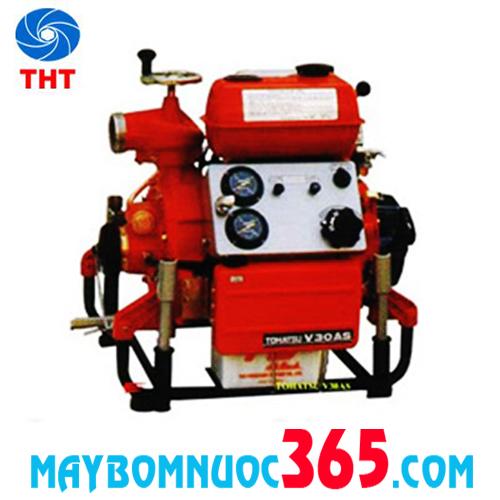 Máy bơm chữa cháy nhập khẩu Tohatsu V30AS 14.7 KW