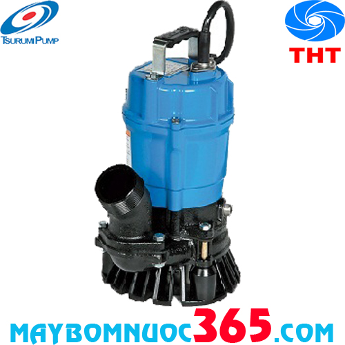 Máy bơm chìm hút bùn xây dựng Tsurumi HSD2.55S 0.55KW