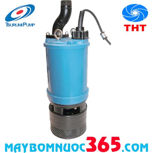 Máy bơm chìm nước thải xây dựng, bơm bùn Tsurumi LH430W 30KW