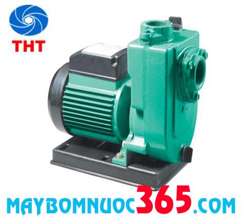 Bơm cấp nước lưu lượng lớn tự mồi Wilo PU-1500G 1.5 KW