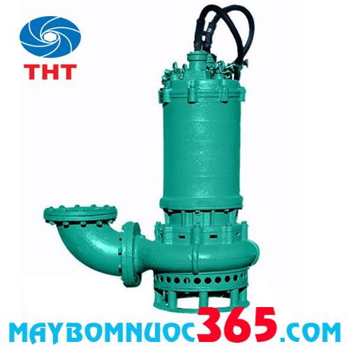 Bơm chìm nước thải công suất lớn Wilo PDG150Q050A